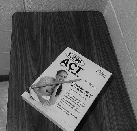 BSHS Provides Free ACT and Practice Tests to All Students